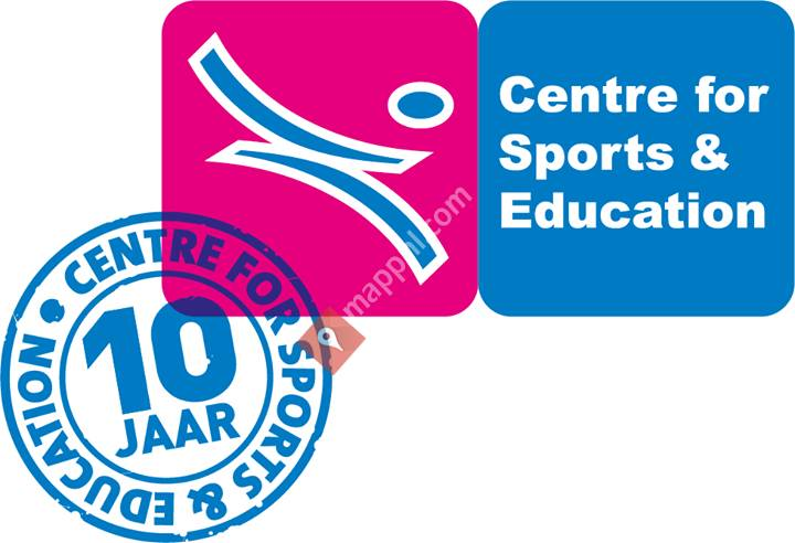 10 jaar het Centre for Sports & Education