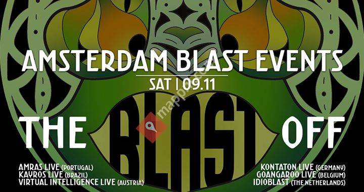 Amsterdam Blast Events