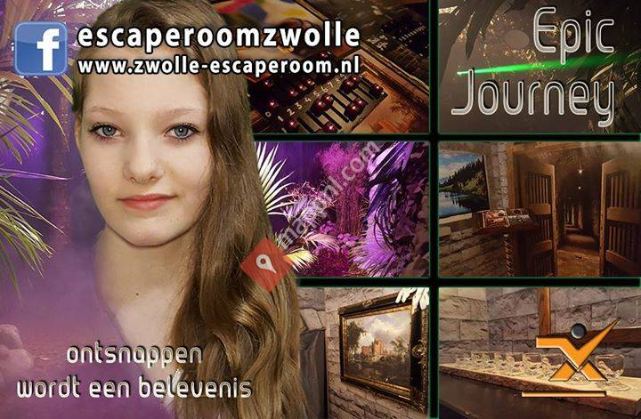 Escaperoom Zwolle Epic Journey