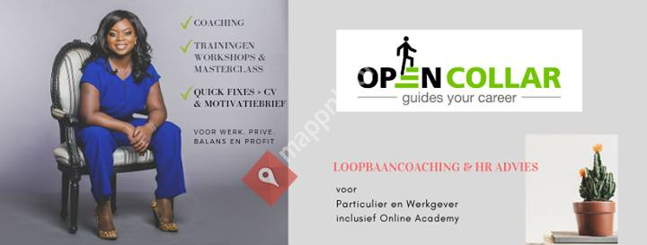 Open Collar - Guides your career